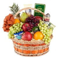 The Seasons Best Gourmet Gift Basket with Collective Goodies