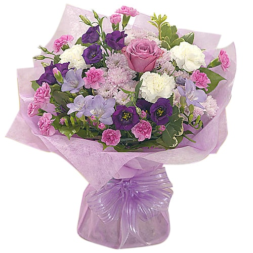 Spectacular Forever in Love Mixed Floral Arrangement