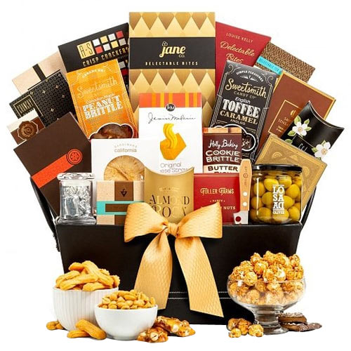 Wonderful Crunchy Nut and Coffee Hamper