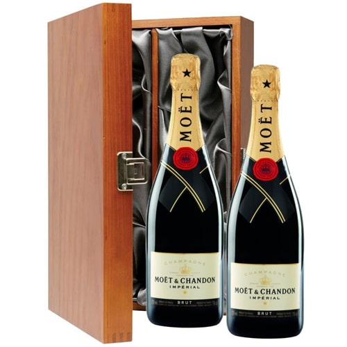 Concentrated Party Special 2 Bottles Moet Chandon Champagne