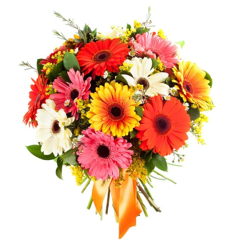 Assorted Flowers Bouquet
